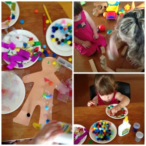 Playgroup Collage